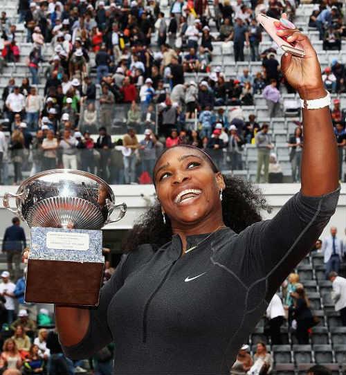 Serena - Madison Keys: Uy lực nữ hoàng (CK WTA Rome) - 1