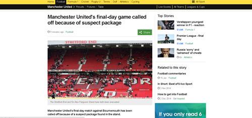 Man City hòa, trận MU - Bournemouth chỉ còn là thủ tục - 11