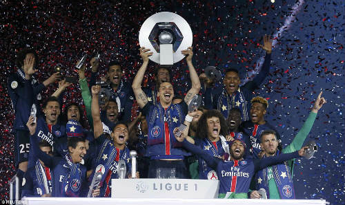 PSG - Nantes: Kỷ lục ngày chia tay Ibra - 2