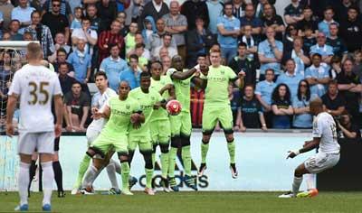 Chi tiết Swansea - Man City: Hoàn thành mục tiêu (KT) - 4