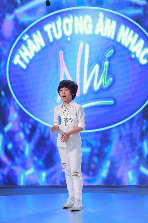 Những gương mặt tiềm năng của VN Idol Kids 2016 - 5