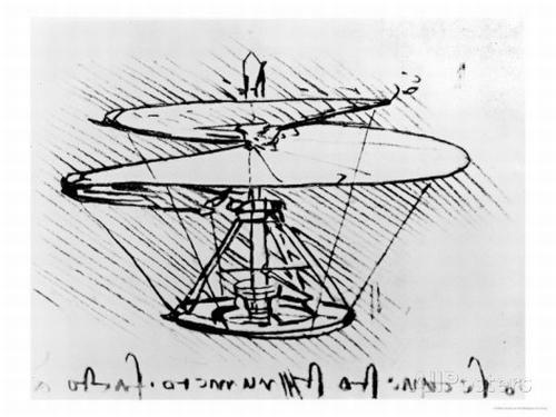 Những bí mật xoay quanh các bản thiết kế của Leonardo da Vinci - 4