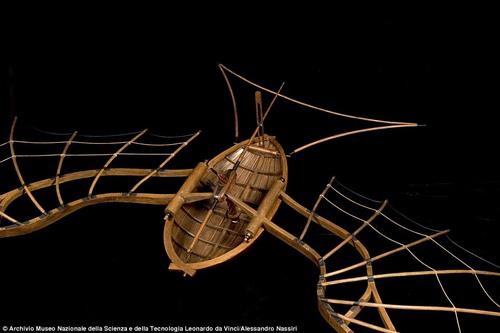 Những bí mật xoay quanh các bản thiết kế của Leonardo da Vinci - 7