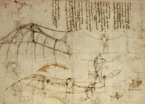 Những bí mật xoay quanh các bản thiết kế của Leonardo da Vinci - 8