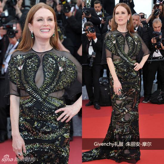 Bóc mác đồ hiệu của sao nữ tại thảm đỏ Cannes 2016 - 10
