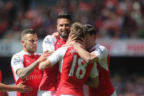 Video Arsenal vs Aston Villa - 1