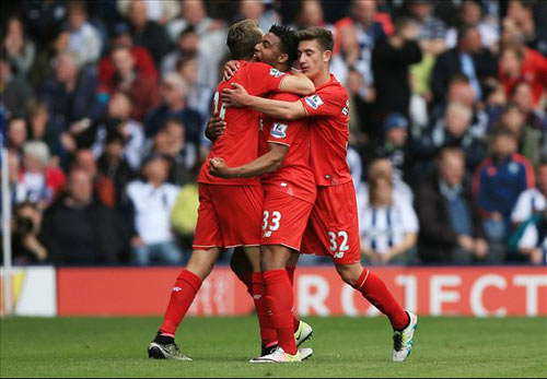 video West Brom vs Liverpool - 1