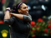 "Serena - Begu: Thuần phục ""ngựa ô"" (BK WTA Rome)"