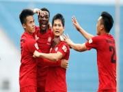Bóng đá - Sôi động V-League 15/5: Hải Phòng trở lại mạch thắng