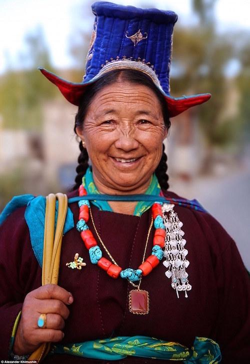 Ngắm khuôn mặt người ở những bộ lạc tận cùng thế giới - 3