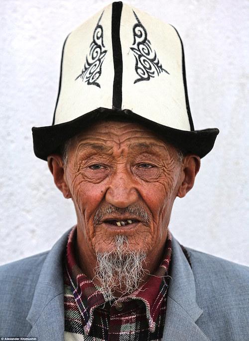 Ngắm khuôn mặt người ở những bộ lạc tận cùng thế giới - 4