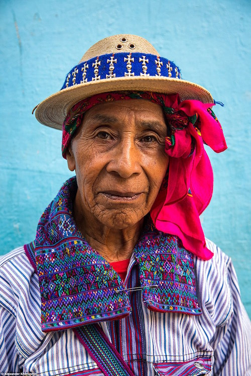 Ngắm khuôn mặt người ở những bộ lạc tận cùng thế giới - 11