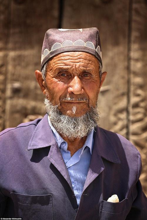 Ngắm khuôn mặt người ở những bộ lạc tận cùng thế giới - 12