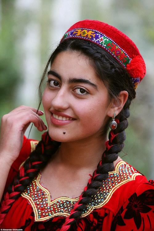 Ngắm khuôn mặt người ở những bộ lạc tận cùng thế giới - 14