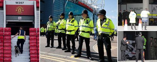 MU – Bournemouth bị hoãn: Sự thực về thiết bị nghi là bom - 1