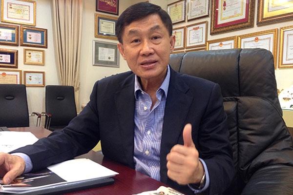"""Johnathan Hạnh Nguyễn """"bật mí"""" xây Trung tâm tài chính 4 tỷ USD - 1"""