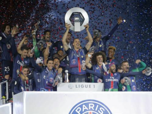 Ibrahimovic được PSG đặt tên khán đài giống Sir Alex - 1