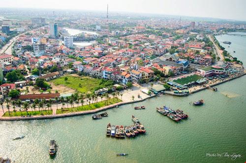 Ngắm thành phố Đồng Hới tuyệt đẹp từ trên cao - 6
