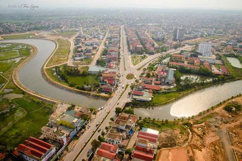 Ngắm thành phố Đồng Hới tuyệt đẹp từ trên cao - 4