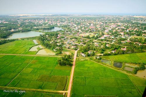 Ngắm thành phố Đồng Hới tuyệt đẹp từ trên cao - 15