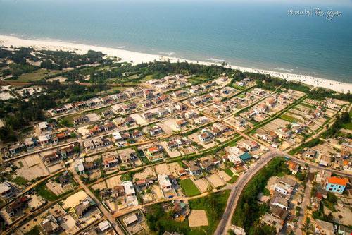 Ngắm thành phố Đồng Hới tuyệt đẹp từ trên cao - 9