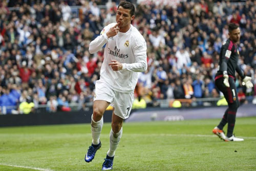 Tuổi 31, Ronaldo vẫn ngự trị đỉnh cao - 1