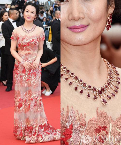 Loạt trang sức xa xỉ đổ bộ thảm đỏ LHP Cannes 2016 - 15