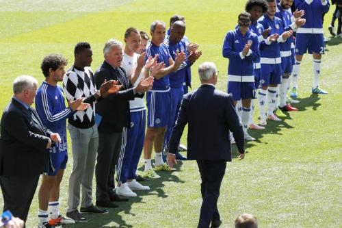 12 năm gặp lại, Abramovich đã nói gì với Ranieri? - 1