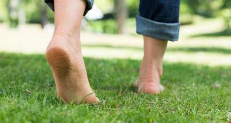 Chạy chân đất giúp tăng cường trí nhớ - 1