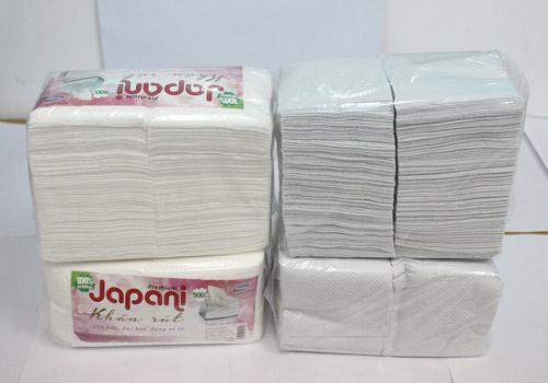 Khăn giấy kém chất lượng: càng lau càng bẩn - 2