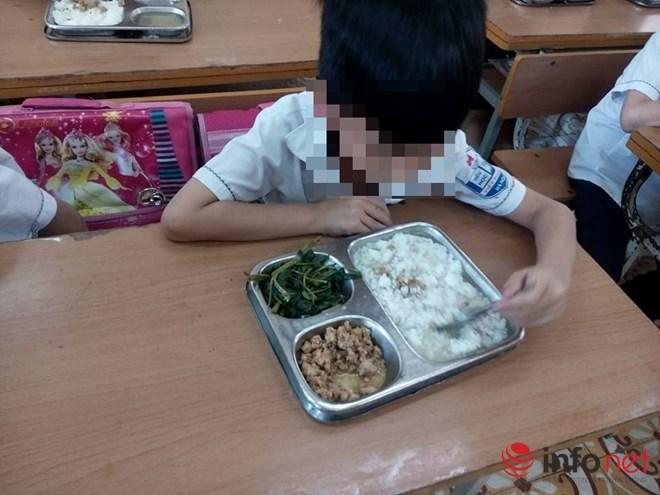 Sự thật về bữa cơm bán trú 15 nghìn của trẻ em - 3