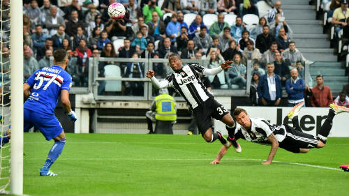 Tiêu điểm vòng 38 Serie A: Của riêng mình Juventus - 1