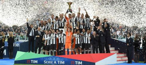 Tiêu điểm vòng 38 Serie A: Của riêng mình Juventus - 2