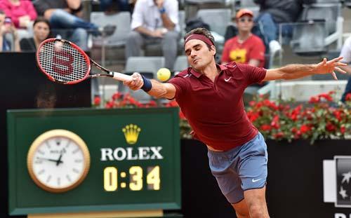 Hạt giống Roland Garros: Federer số 3, Nadal số 5 - 1