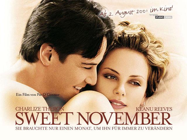 Trailer phim: Sweet November - 1