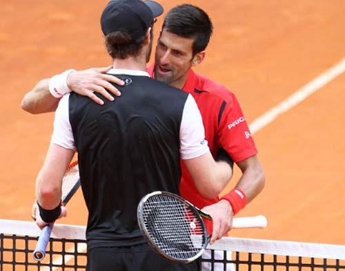 """52 tuần qua, Andy Murray mới là """"Vua đất nện"""" - 1"""