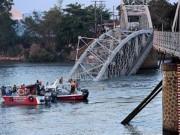 Tin tức trong ngày - Sập cầu Ghềnh, ngành đường sắt thiệt hại hơn 800 tỷ đồng