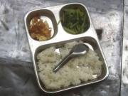 Giáo dục - du học - Thực hư bữa cơm bán trú 15 nghìn đồng bao người xót xa