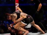 """Thể thao - Ra mắt UFC, """"Quái nữ"""" khiến mọi đối thủ e sợ"""