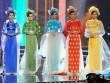 Độc đáo áo dài Thái Tuấn ứng dụng công nghệ in Digital