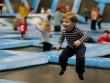 Biết đi sớm giúp xương chắc hơn khi trưởng thành