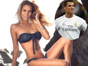 Lộ diện người tình bí mật nóng bỏng của C.Ronaldo