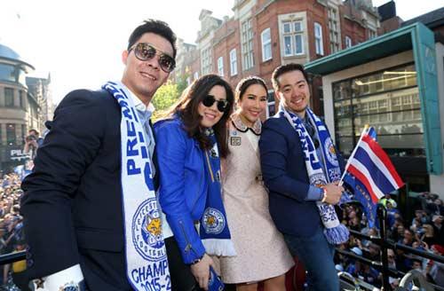 Leicester City rước cúp: Bữa đại tiệc lịch sử - 7