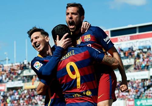 Chừng nào còn Messi, Real chưa thể thống trị La Liga - 1