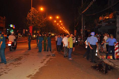 Hàng trăm chiến sĩ phong tỏa ngôi nhà sập ở Đồng Nai - 2
