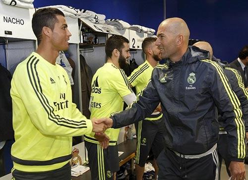 """Real: Zidane, 12 ngày & """"siêu kế hoạch"""" săn Cúp C1 - 1"""