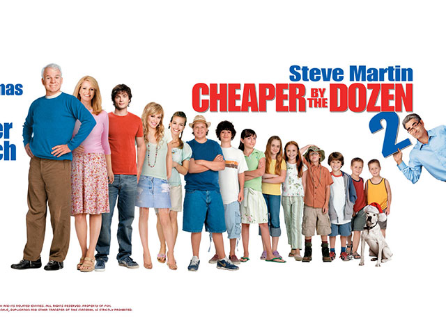 Trailer phim: Cheaper By The Dozen 2 - 1