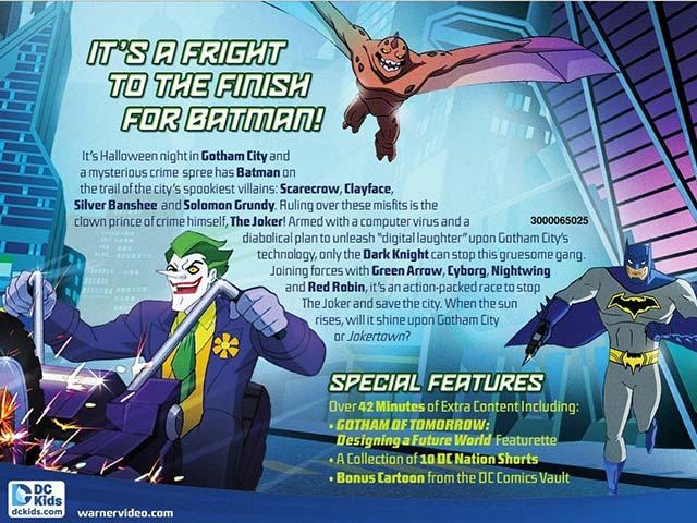 Trailer phim: Batman Unlimited: Monster Mayhem - 1