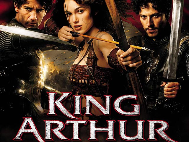 Trailer phim: King Arthur - 1