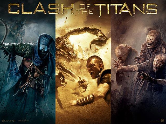 Trailer phim: Clash Of The Titans - 1